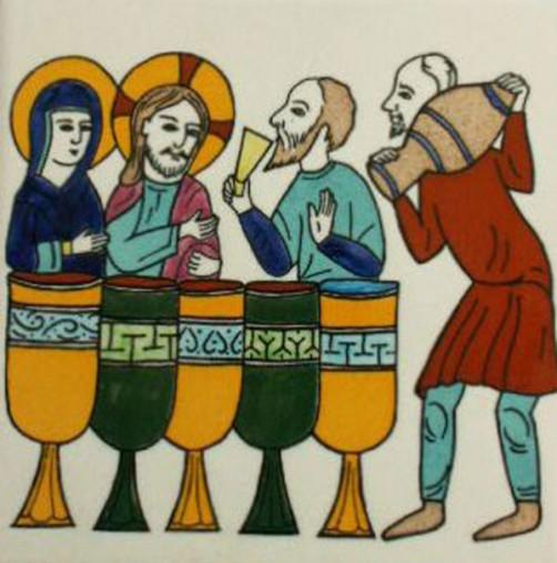 water into wine armenian