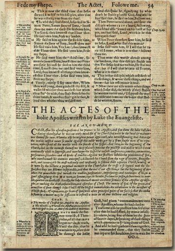 acts geneva bible